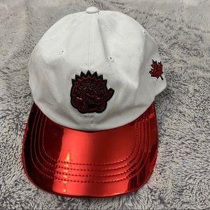 Raptors Mitchelle & Ness Hardhood CLassic hat